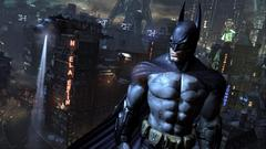 The New 'Batman' Video Game Looks Super Realistic