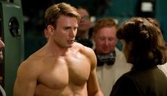 chris evans rumored for 'fifty shades of grey' movie