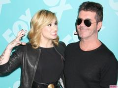 I Saw Demi Lovato Attack Simon Cowell, And All I Got Was This Lousy Caption Contest