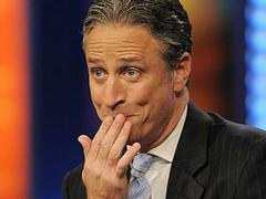 jon stewart, jay leno join forces to mock obama scandals