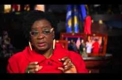 gwen moore appears on the colbert report