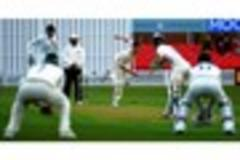 leicestershire ccc seamers make most of conditions at northants