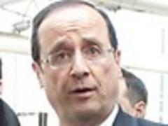 Europe roasts Hollande